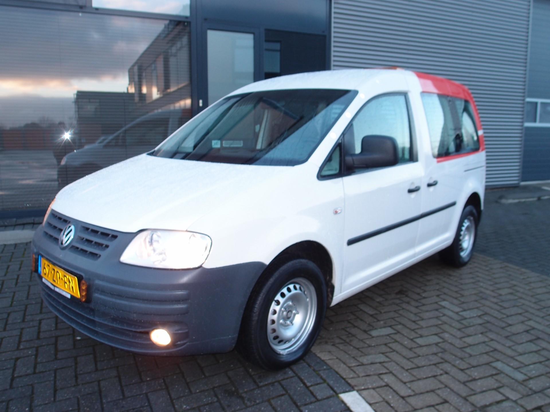 Volkswagen Caddy | Winkel bedrijfauto's