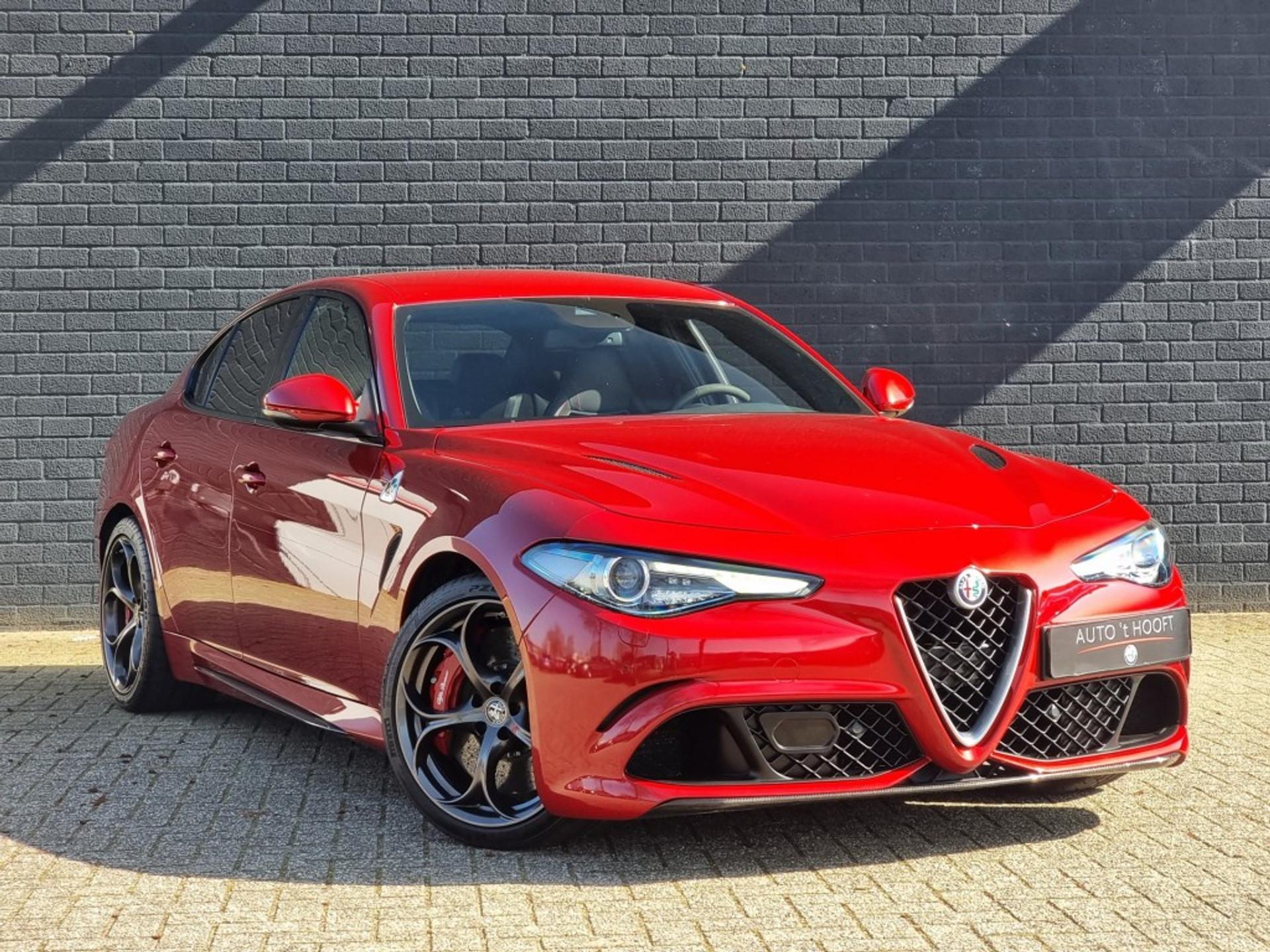 Alfa Romeo Giulia | Onlineautoleasen.nl